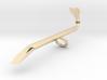 Crowbar pendant 3d printed