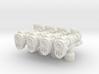 XH103 FF02D Verat Light Frigate (x4) 3d printed