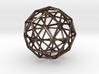 Icosahedronal Pendant 3d printed