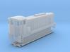 HO Scale EMD GA8 w/Bachmann N Scale F7 Adapter 3d printed