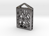 Radiation Lantern 2: Tritium (All Materials) 3d printed