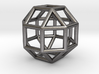 0274 Small Rhombicuboctahedron E (a=1cm) #001 3d printed