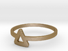 Triangle Ring Ring 3d printed