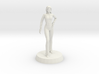 Woman - Confident Stance 3d printed