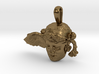 Hypnos, god of sleep, pendant 3d printed