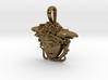 Medusa Rondanini, mini pendant 3d printed