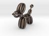 Balloon Dog Pendant 3d printed