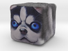 Dog Cube Husky 3d printed