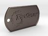 TopGear Logo Dog Tag 3d printed