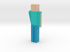 Mincraft Guy 3d printed