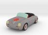 Porsche 911 3d printed