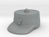 Peaked Forage Cap (Test) 3d printed