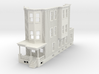 WEST PHILLY 3S ROW HOME 48 Brick RD 3d printed