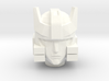 Classic Prowl Head 40mm 3d printed
