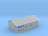 Fire Station Revised Z Scale 3d printed Fire Station Z scale