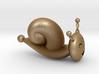 Golden Snail 3d printed