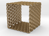 Flower Of Life Hexahedron (Cube) 3d printed