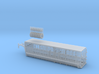 1/64 28' Cattle Trailer Bar Style  3d printed