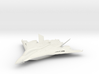 Flight aircraft carrier Type B  WATERLINE (1/3000) 3d printed