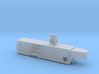 1/64 32' Cattle Trailer Round Nose  3d printed