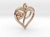 HEART P 3d printed