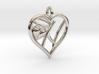 HEART N 3d printed