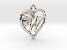 HEART W 3d printed