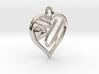 HEART U 3d printed