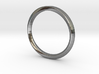Mobius Ring Plain Size US 3.75 3d printed