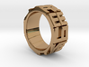 """""""Love is Free"""" Ring (Size 6) 3d printed"""