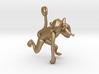 3D-Monkeys 137 3d printed