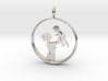 Mother & Son Pendant 1 -Motherhood Collection 3d printed
