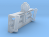 Flower Class Minesweeper Rear Roller Assembly 3d printed