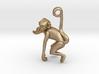 3D-Monkeys 223 3d printed