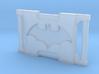 Dark Bat Knight Belt Buckles BB1 1/6TH 3d printed
