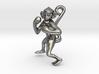 3D-Monkeys 257 3d printed
