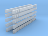 1/64th Semi Truck Light Bars set of 10 3d printed