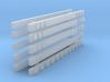 1/87th Semi Truck Light Bars set of 10 3d printed