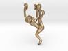 3D-Monkeys 287 3d printed
