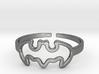 Bat Man Ring 3 3d printed
