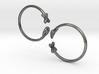 Stackable 2 parts ring (Medium/small) 3d printed