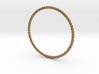 L1 Pearls ring (Medium - 50 - K) 3d printed