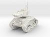 15mm Lee-Man Plasmotron tank 3d printed