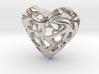 Loveheart 3d printed