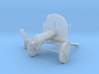 1/35 Maxim 1910 machine gun 3d printed