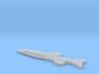 Fish Comb 3d printed