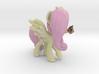 Fluttershy 1 Full Color - M1 3d printed