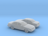1/160 2X 1997-02 Mercury Grand Marquis 3d printed