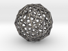 0400 Truncated Icosahedron + Pentakis Dodecahedron 3d printed