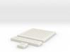 SciFi Tile 12 -  Square Grating 3d printed